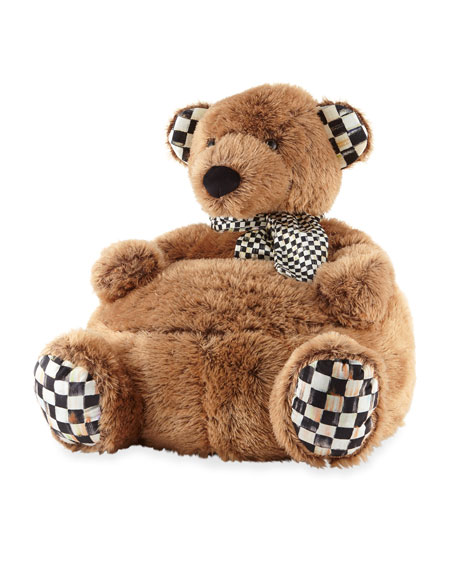 MacKenzie-Childs Kids' Mack Bear Chair