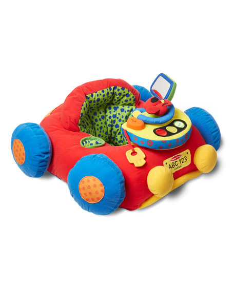 Melissa & Doug Beep Beep & Play Activity Toy