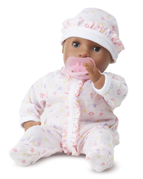 Melissa & Doug Mine To Love Gabrielle Baby Doll