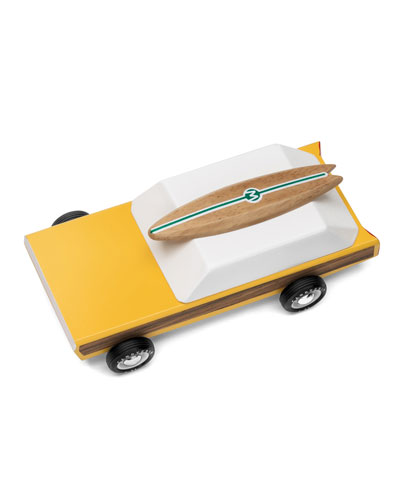 Woodie Toy Race Car