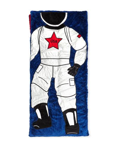 Boys' Buzz Astronaut Sleeping Bag