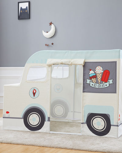 Kids' Ice Cream Truck Play Tent