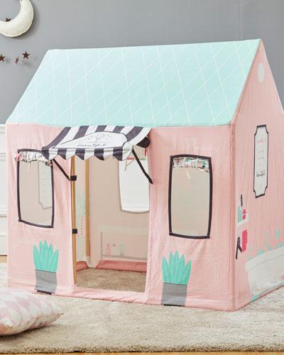 Kids' Beauty Salon Play Tent