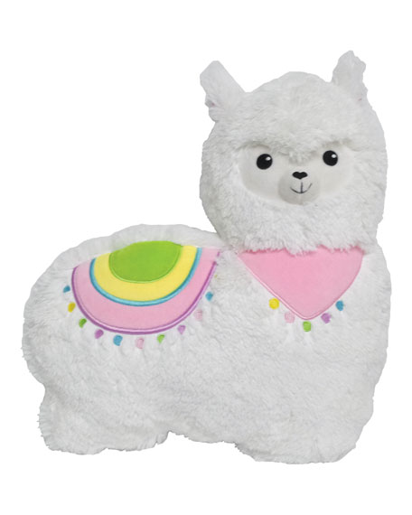 Iscream Kids' Mini Llama Scented Pillow