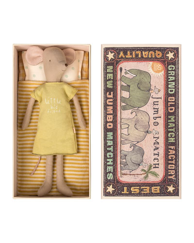 Girl Mouse in Box