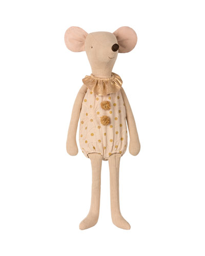 Circus Girl Mouse Stuffed Toy