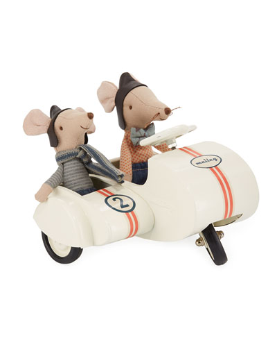 Mice & Scooter Bundle Toy