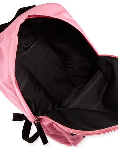 Dolce & Gabbana Kids' Logo Backpack