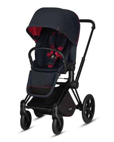 Priam Ferrari Stroller  Black