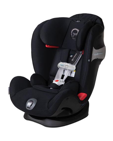 Cybex Eternis S SensorSafe Car Seat, Lavastone Black