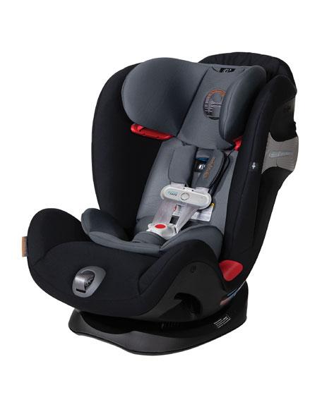 Cybex Eternis S SensorSafe Car Seat, Pepper Black