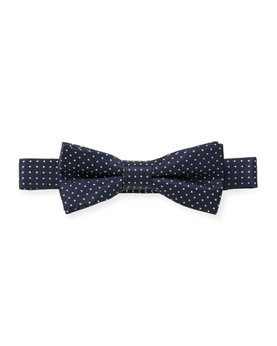 Boys' Polka-Dot Bow Tie