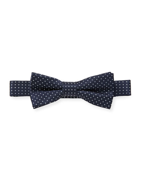 Appaman Ties BOYS' POLKA-DOT BOW TIE
