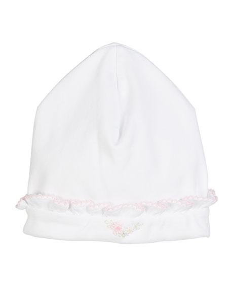 Kissy Kissy Premier Crochet Daisies Baby Hat