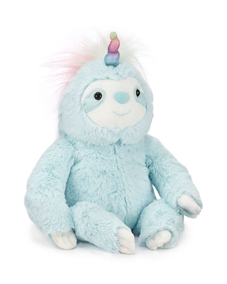 Gund Dazzle Slothicorn Stuffed Animal