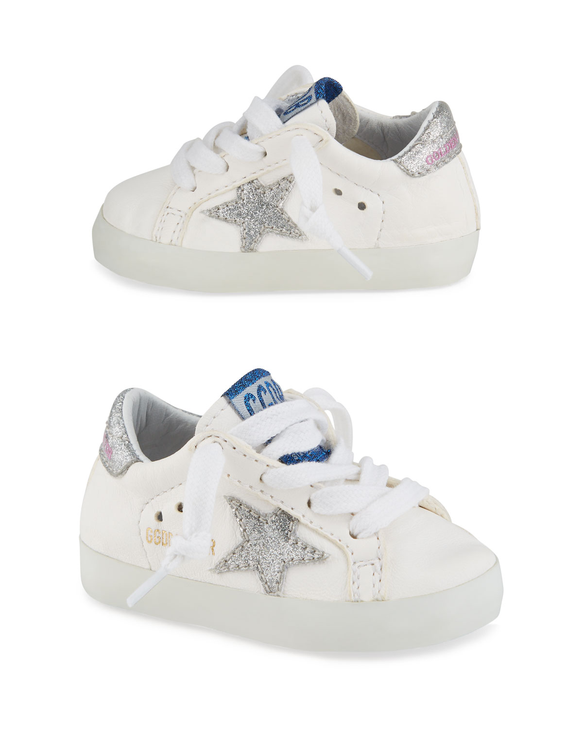 5b5f31aa9bf Golden Goose Old School Leather Sneakers