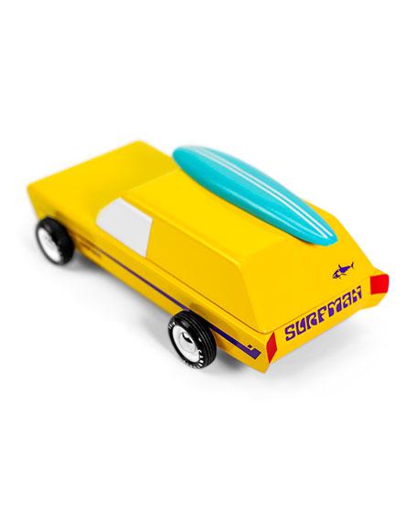 Candylab Toys Surfman Toy Car