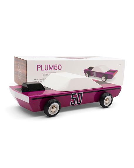 Candylab Toys Plum 50 Race Car Toy