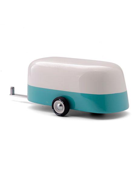 Candylab Toys Blue Camper Toy
