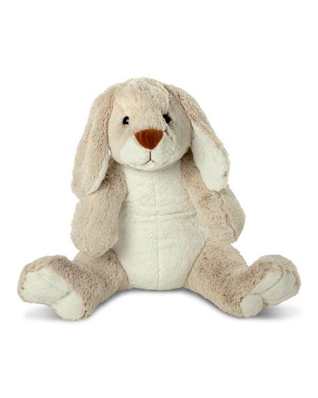 Melissa & Doug Jumbo Burrow Bunny Plush Stuffed Animal
