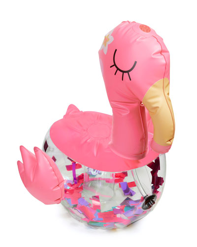 Freida the Flock Star Inflatable Sprinkler