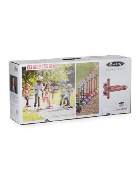 Micro Kickboard Micro Mini Deluxe Kick Scooter, Pink, Ages 2-5
