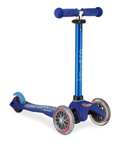 Micro Mini Deluxe Kick Scooter  Blue  Ages 2-5
