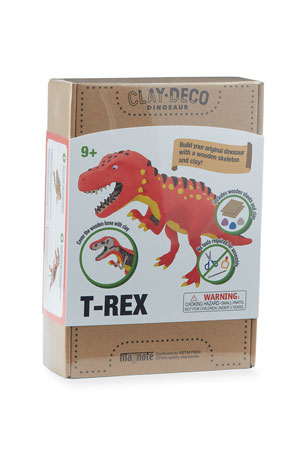 Magnote CLAY DECO Dinosaur T-Rex