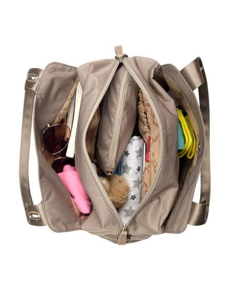 Storksak Alexa Premium Nylon Diaper Bag