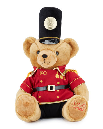 Gigi Hadid Plush Toy Soldier Teddy Bear