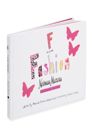 "Amanda Perna ""F is for Fashion"" Book by Amanda Perna"
