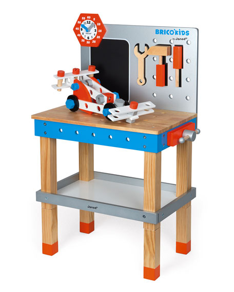 Juratoys Brico'kids DIY Giant Workbench