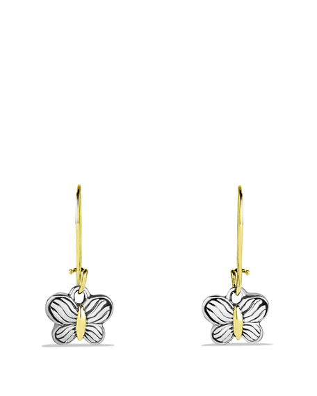 Cable Kids Butterfly Earrings