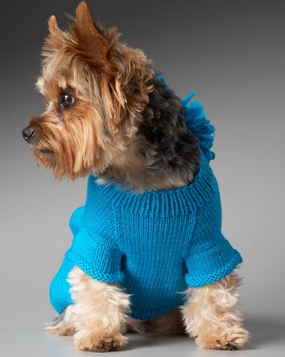 Dog Mohawk Sweater Couture Dog Mohawk Sweater