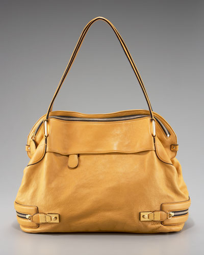 Chloe Cary Small Leather Shoulder Bag 59