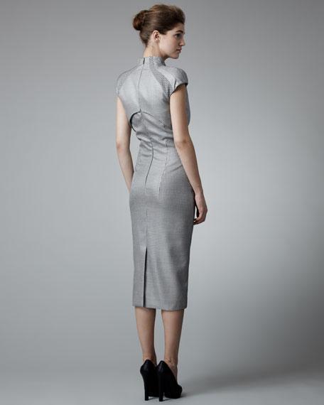 Trompe L'Oeil Bolero Dress