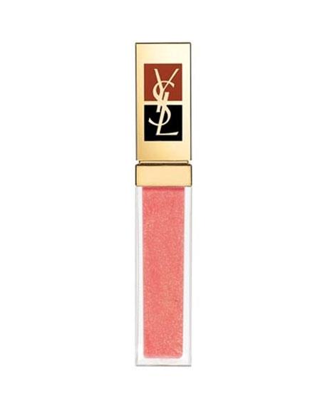 Golden Gloss Shimmering Lip Gloss