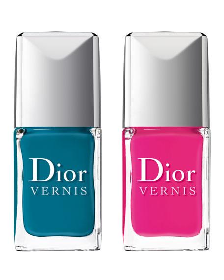 Summer Look 2013 Vernis Mini Nail Polish Duo