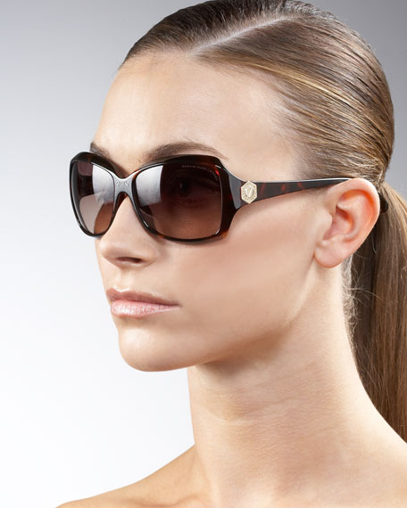 Oversized Wrap Sunglasses