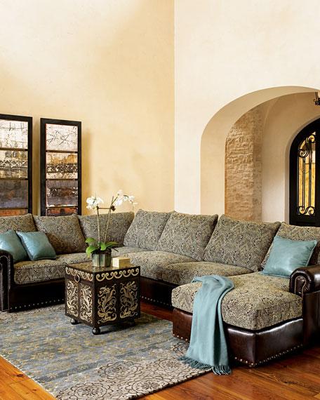 Three-Piece Sectional Sofa