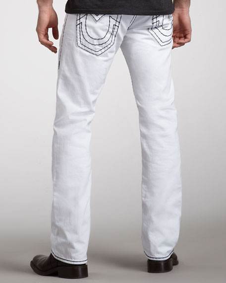 Ricky Optic Rinse Super T Jeans