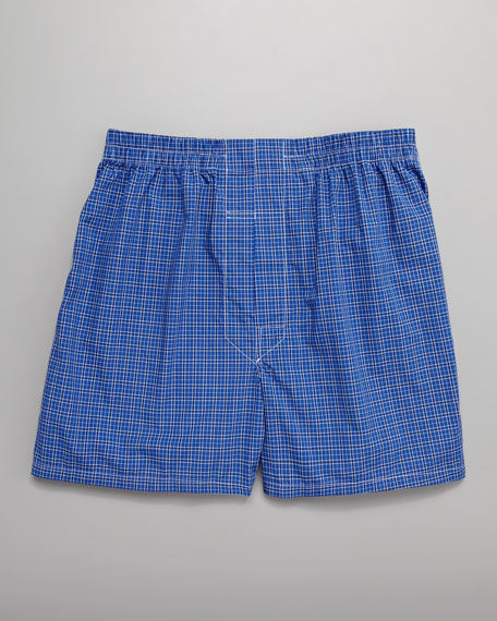 Plaid Boxers, Boxed Set