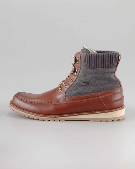 Lousteau Contrast Hiker Boot