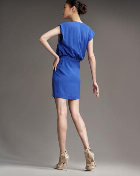 Reara Draped Dress