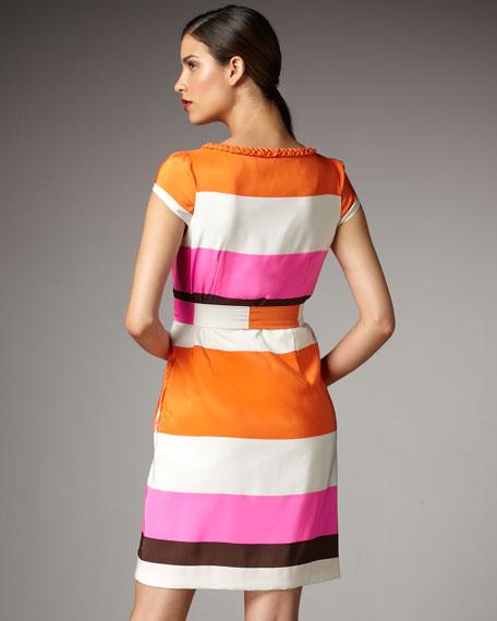 betty striped dress