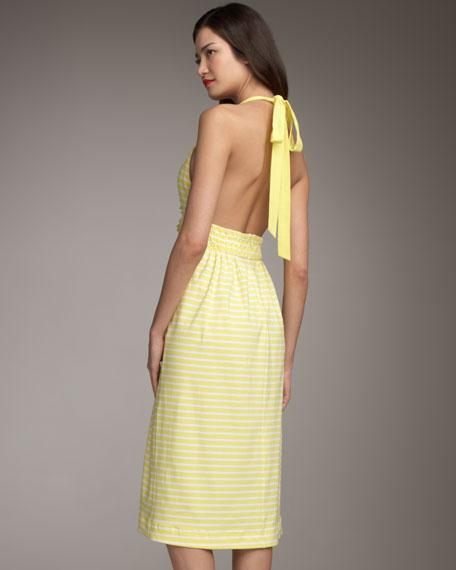 Tamuda Bay Jersey Dress
