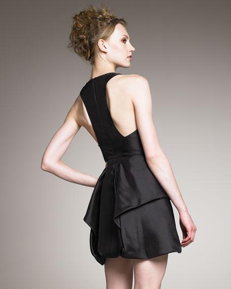 Sigfried High-Neck Dress