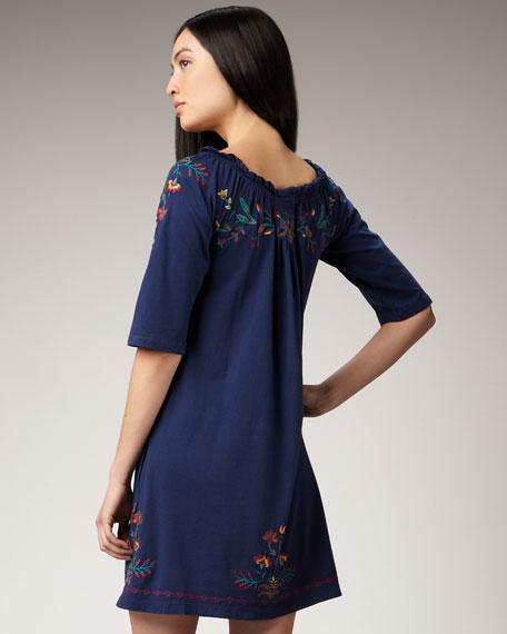 Nikita Embroidered Dress