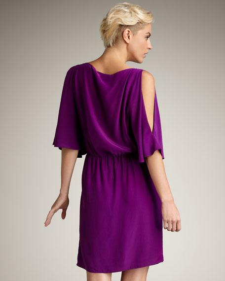 Penelope Silk Dress