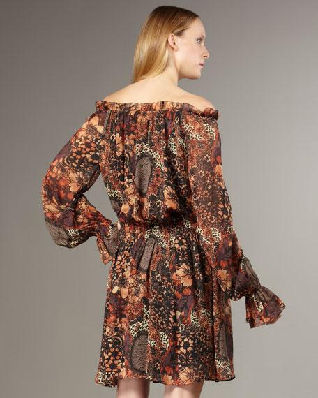 Frankie Peasant Dress